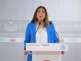 """El PP de Extremadura critica el """"afán destructor"""" de la Junta hacia la enseñanza concertada"""