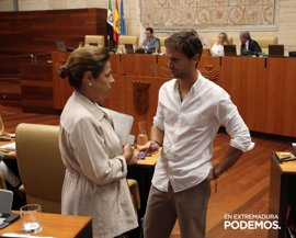 Podemos y la Consejería de Hacienda mantendrán este martes una reunión para iniciar la negociación de los PGEx