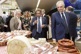 Un total de 750 proveedores participan en la Feria de Alimentos de Cantabria y Asturias