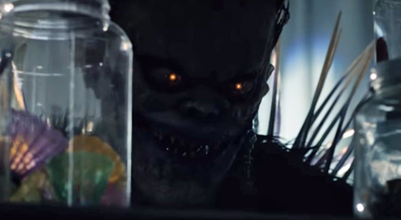 In This New Death Note Clip, Ryuk the Death God Begins