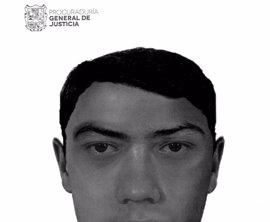 La Policía mexicana trabaja con un retrato robot de uno de los supuestos secuestradores de la valenciana desaparecida