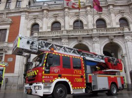 Cantabria adquirirá una nueva autoescala para los bomberos