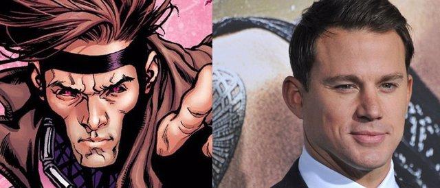 Channing Tatum protagonizará 'Gambito'