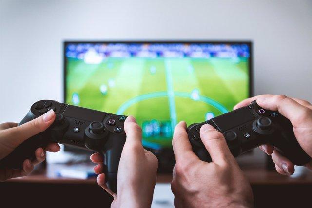 Videojuegos, consola, gamer, gaming, videoconsola