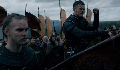 Apocalíptico tráiler de la 5ª temporada de Vikings, que ya tiene fecha de estreno