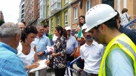 """En """"buen estado"""" las diez viviendas que quedaron en pie tras el derrumbe del edificio"""
