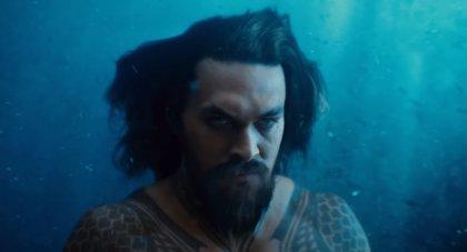 Así es el primer tráiler de Aquaman, un tsunami en la Comic-Con