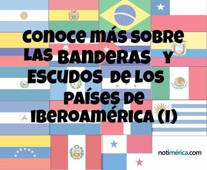 Conoce Mas Sobre Banderas Y Escudos De Los Paises De Iberoamerica I