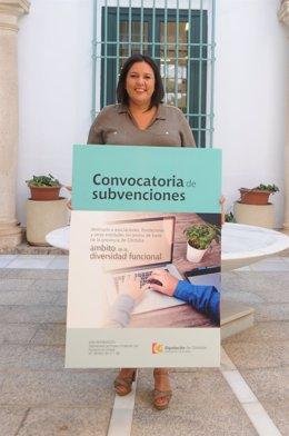 Diputación de Córdoba lanza ayudas de diversidad funcional