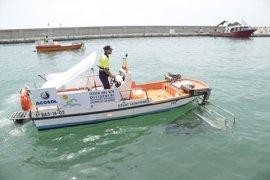 El PP en Diputación reclama a la Junta un plan de calidad para coordinar la limpieza de las aguas del litoral