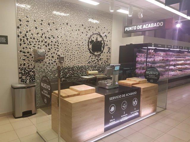 Punto De Acabado De Carne Y Datos Mercadona La Rioja