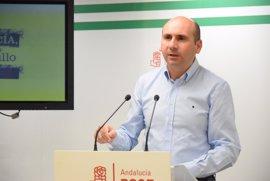"""Conejo (PSOE-A) cree que la encuesta de Celeste-Tel """"muestra que los socialistas andaluces vamos por el buen camino"""""""