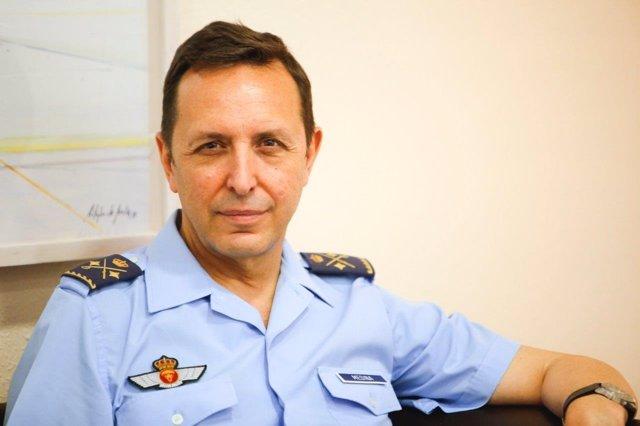 Comandante jefe del mando conjunto de ciberdefensa