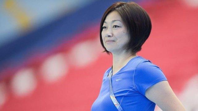 La japonesa Mayuko Fujiki, nueva seleccionadora de sincronizada