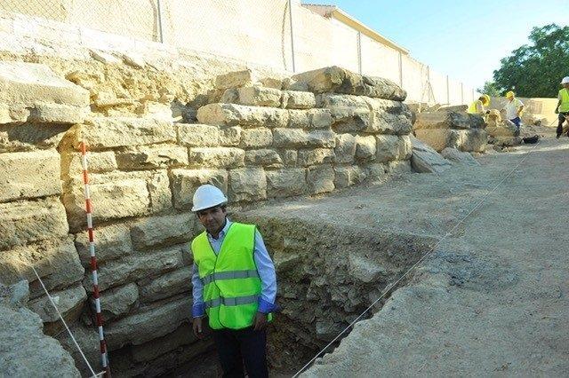 Excavación arqueológica en Porcuna