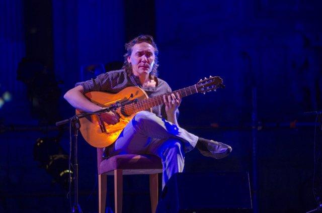 Vicente Amigo clausura el Festival de Flamenco de Almería