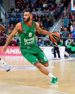 Adam Hanga, jugador de Baskonia
