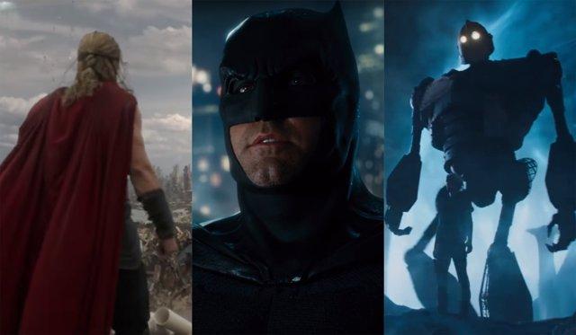 Trailer Ragnarok Liga de la Justicia
