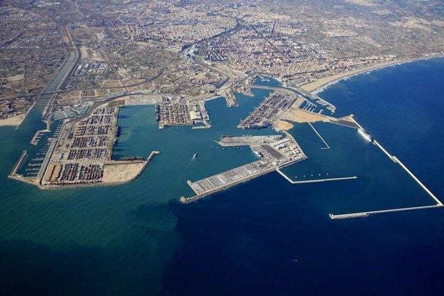 Puerto de Valènncia