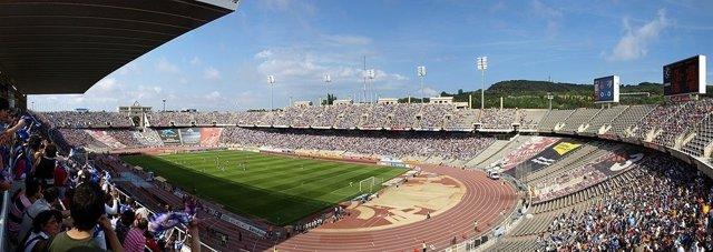 Estadio Olímpico de Montjuic