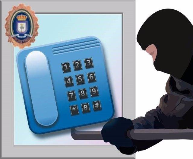 Alertan de estafas telefónicas en Lora del Río (Sevilla)