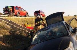 Siete personas fallecen en las carreteras españolas durante el fin de semana