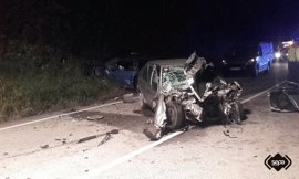 Dos fallecidos y 33 heridos, dos graves, en un fin de semana complicado en las carreteras