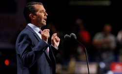 Trump Jr. augmenta el seu equip legal (REUTERS / MARIO ANZUONI)