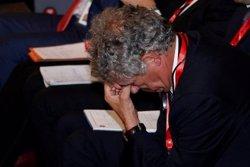 El TAD obre expedient disciplinari a Ángel María Villar i l'acosta a la suspensió (EUROPAPRESS)