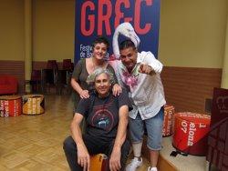 El Teatre Grec recordarà els Jocs Olímpics amb 34 'rumberos' (EUROPA PRESS)