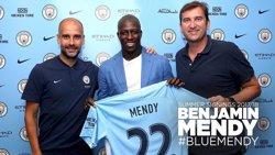 El Manchester City fitxa Mendy i traspassa Kolarov a la Roma (MANCHESTER CITY)