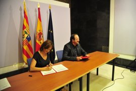 Gobierno de Aragón y DPT aportarán 400.000 euros para mejorar 65 escuelas rurales de Teruel este año