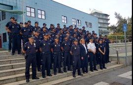 Canarias incorpora a 131 agentes en prácticas de la Policía Nacional a su plantilla