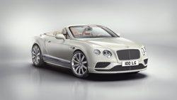 Bentley produirà 30 unitats del nou Continental GT descapotable, inspirat en els iots de luxe (BENTLEY)