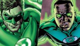 Hal Jordan y John Stewart protagonizarán Green Lantern Corps, que se estrenará en 2020