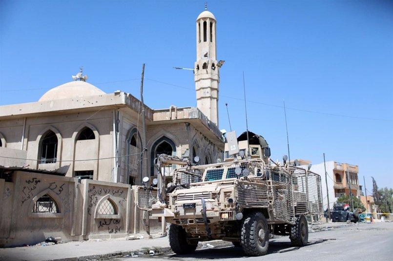 Hallada una fosa común en el casco histórico de Mosul con restos de 60 personas ejecutadas por el Estado Islámico