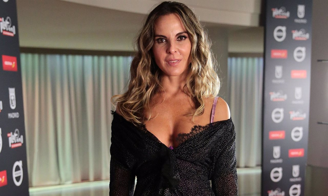 """Kate del Castillo se sincera desde España: """"No volveré a México"""""""