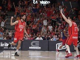 Sastre renueva con el Valencia Basket hasta 2021