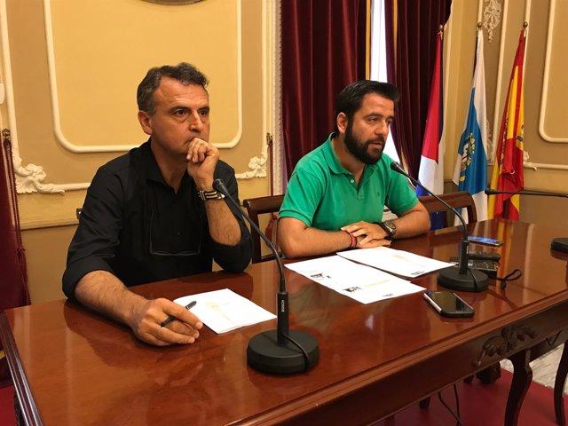El portavoz del PSOE en el Ayuntamiento de Cádiz