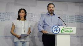 El PP cordobés niega financiación ilegal, dice haber pagado sus facturas y anuncia acciones legales