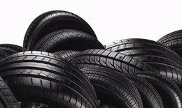 Foto recurso de neumáticos