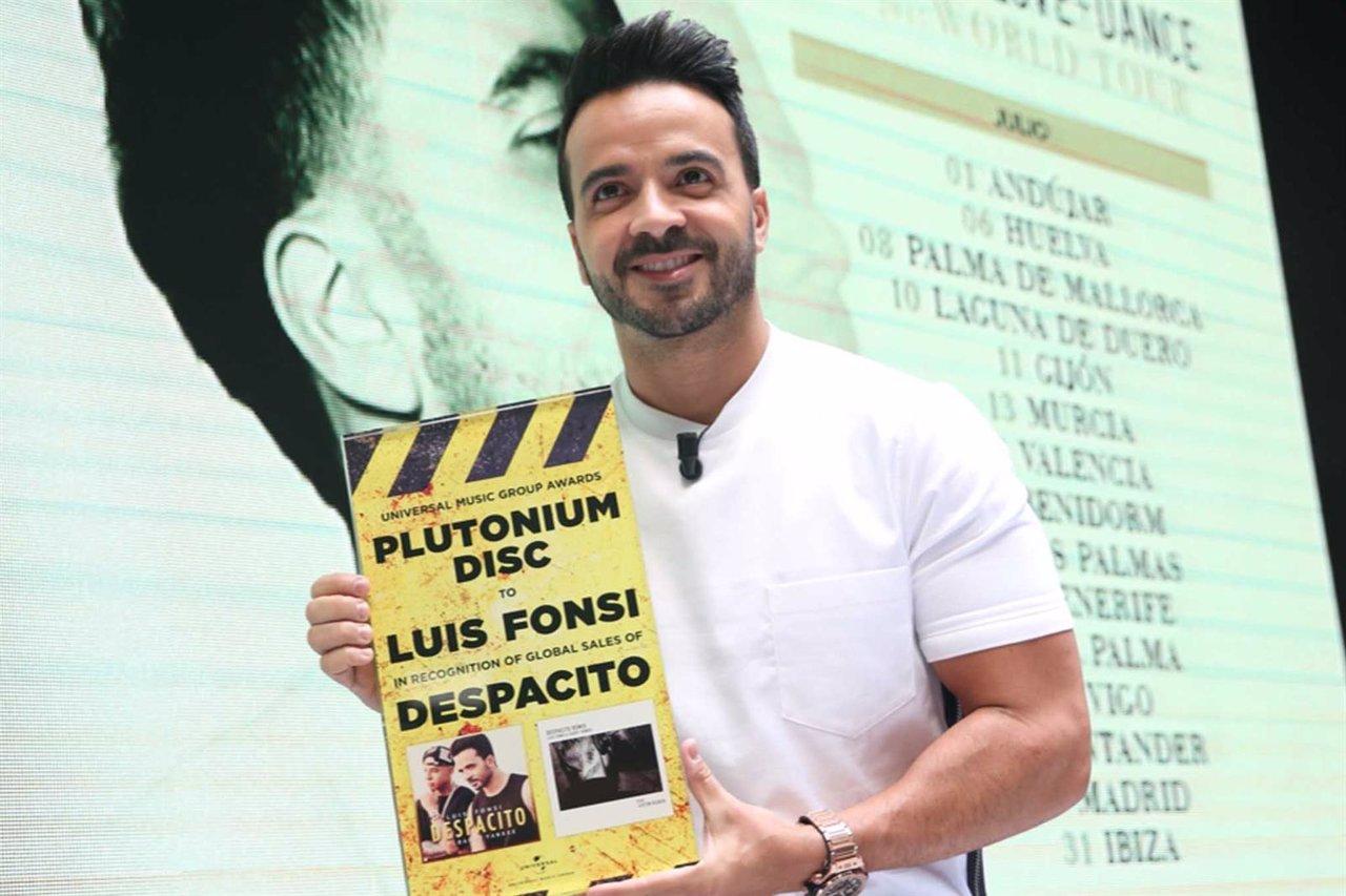 Luis Fonsi se pronuncia en Instagram para desautorizar el remake de 'Despacito' a favor del régimen de Maduro