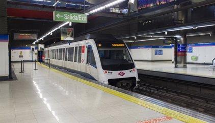 Interrumpido el servicio de la L4 de Metro entre Arturo Soria y Avenida de América por más de 2 horas