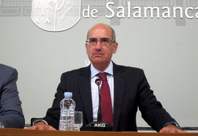 Salamanca: Javier Iglesias