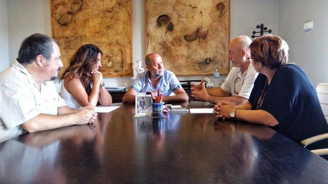 ASINEM y el Ayuntamiento de Marratxí firman un convenio