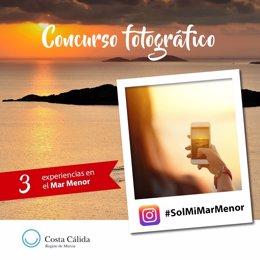 Imagen del nuevo concurso #SolMiMarMenor