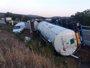 Plataforma N-430 vuelve a reclamar el desdoblamiento en autovía tras volcar un camión