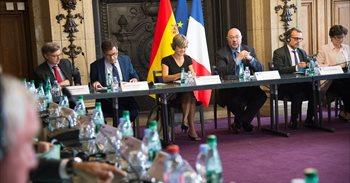 El ministro de Agricultura francés condena los ataques al vino español del pasado año