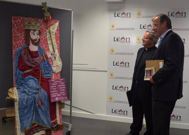 Un Centenar De Pendones Del Reino De León Participan El Domingo En La Celebració