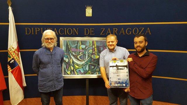 Ndp. El Jueves Arranca El Xvii Festival Borja En Jazz, Que Contará Con Mike Kana
